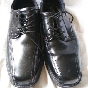 Nunn Bush Size 8.5 Bartole Men's Black Dress Shoes